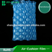 China manufacturer colored thicken high level air cushion film